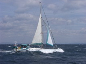 Blog de grande navigation bateau Anthea Ovni 455
