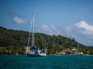 Blog de navigation bateau Balanec Ovni 435