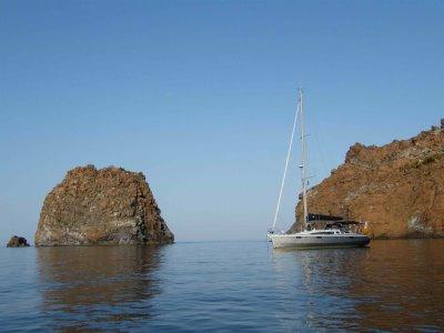 Recit tour de l'atlantique bateau L'Ostrogoth Ovni 365