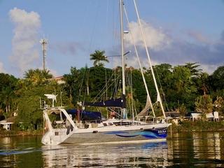 Blog de navigation bateau Makani Ovni 445