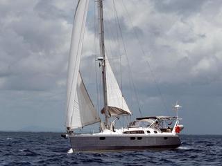 Blog de navigation bateau Vanupieds Ovni 395