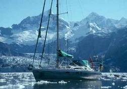 aventure voile antarctique