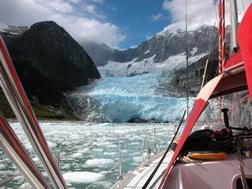 voile patagonie