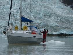 bateau Patagonie